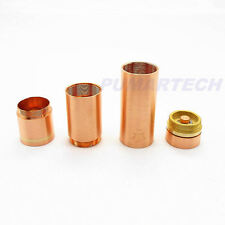 New high quality copper shamrock style clone mechanical mod +Free shipping