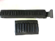 Multi calibre Bullet Belt & butt/stock bullet pouch Gun Ammo shooting combo