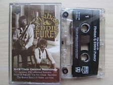 THE BEST OF FINBAR & EDDIE FUREY CASSETTE, 20 OF THEIR GREATEST RECORDINGS, RARE