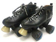Cobra Roller Derby Skates Black Mens Size 5 Competition Skate