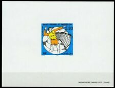 Timbres sports avec 4 timbres