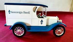 Ertl Collectibles - 1923 1/2 Ton Truck Bank - Die-Cast Vehicle - Sovereign Bank