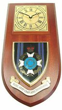 ROYAL ARMY CHAPLAINS DEPT CLASSIC STYLE HAND MADE TO ORDER  WALL CLOCK