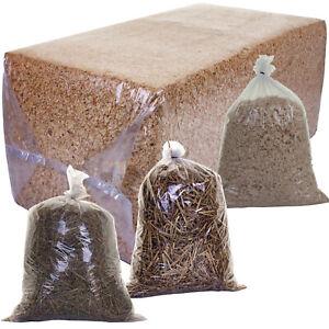 Hay Straw Wood Shavings Dust Extracted Animal Bedding Feed Horse Pony Rabbit Etc