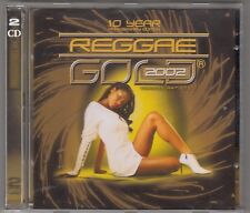 REGGAE GO 2002 - various artists CD