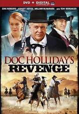 Doc Holliday's Revenge (DVD 2014 WS) Eric Roberts, Tom Berenger, Ashley Hayes LN
