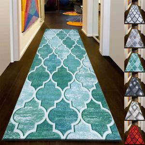 Non Slip Hallway Runners Living Room Rugs Bedroom Carpet Kitchen Floor Mat