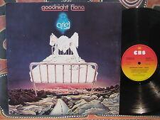 ARIEL Goodnight Fiona - 1976 Oz Prog-Rock (Australian) LP Spectrum, Murtceps