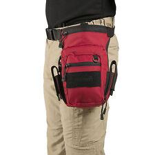 Pentagon Bum Bag Thigh Man Woman Military Max S 2.0 Red