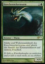 Knochenackerwurm foil/Boneyard gusano | nm | Gateway promos | ger | Magic mtg