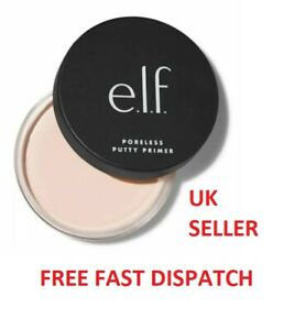 ELF PORELESS PUTTY PRIMER Universal Sheer MAKEUP Pre Foundation BASE Cream VEGAN