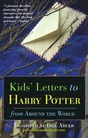Kids Letters to Harry Potter From Around The Worl
