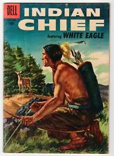 Dell INDIAN CHIEF #24 - G 1956 Vintage Comic