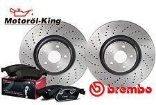 Brembo Bremsscheiben XTRA LINE + Beläge VW TIGUAN (5N_) Ø312MM Vorne