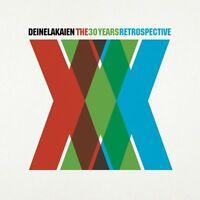 DEINE LAKAIEN XXX. The 30 Years Retrospective 2CD Digipack 2016