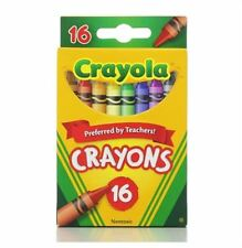 Crayola Classic Color Pack Crayons 16 ea (Pack of 2)
