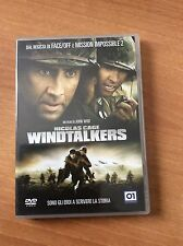 WINDTALKERS con  N. CAGE  FILM DVD