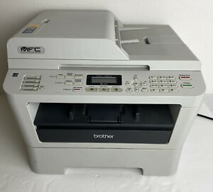 Brother MFC-7360N All-In-One Laser Printer With Brand New Toner