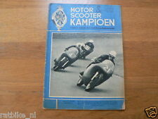 MSK5814-CAMPBELL,DUKE,MINTER NORTON,DUTCH TT ASSEN 1958,MV AGUSTA SURTEES,HARTLE