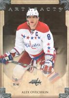 2013-14 Artifacts Hockey #4 Alexander Ovechkin Washington Capitals