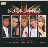 BUCKS FIZZ-UP UNTIL NOW..THE 30TH ANNIVERSARY HITS COLLECTION  2 CD BEST OF NEW