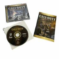 PC Game Call of Duty United Offensive Expansion Pack (Deluxe Edition Box Set)