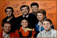 4x6 SIGNED AUTOGRAPH PHOTO REPRINT of Happy Days Cast #TP