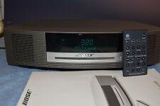 Bose Wave Music System - Grau - Radio CD - Guter Zustand - Bose Radio