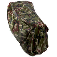 Camouflage Heavy Duty Water Resistant 190T Cover Case for 2 Mountain Road Bike