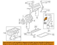 Cadillac GM OEM 05-10 STS 4.6L-V8 Engine-Adapter Gasket 12573045