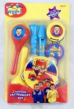 The Wiggles Music Instrument Kit Set - Set of 6