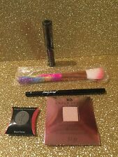 Make Up Beauty Set-Lisa Frank Brush, Urban Afterglow, PUR Mascara, Eyeliner, New