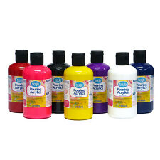 Pouring Acrylics 250ml x 16 bottles
