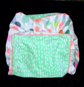 Oh Joy! Baby Changing Pad Cover Polka Dot Green Pink Yellow Gray Orange Oh Joy
