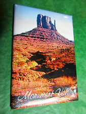 MONUMENT VALLEY UTAH ARIZONA TRAVEL SOUVENIR MAGNET (239)