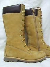 CHAUSSURES BOTTES BOTTES FEMME TIMBERLAND taille US 3 - 35 (016)