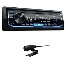 JVC KD-X451DBT USB AUX MP3 FLAC Autoradio Digitalradio Bluetooth DAB+