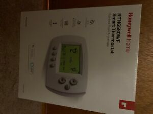 Honeywell RTH6580WF Wi-Fi 7-Day Programmable Smart Thermostat *BRAND NEW*
