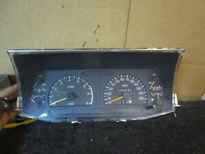 94 95 1994 1995 Isuzu Rodeo Speedometer Instrument Cluster 200K Miles 8971015600