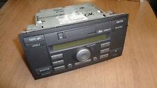 Ford Focus II DA `05 Radio Autoradio 5000C 4M5T-18K876-AE (mit Code)
