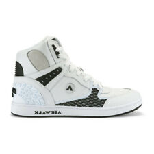 Scarpe Airwalk Prototype 600°F Hi Skate Shoe White - Scarpe da Ginnastica