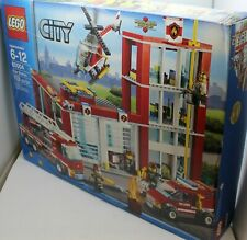 Lego Fire Station 60004 (Open) Some Sealed Bags