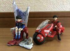 Akira Kaiyodo Figure Akira and Kaneda motorcycle set hard to find