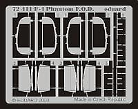 Eduard 1/72 F-4 Phantom II F.O.D. # 72411