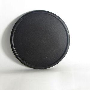 Used 82mm Screw-in Metal Filter Stacking cap S119009