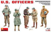 Miniart Maquettes Figurines ..min35161 - Miniart 1:3 5 - US Officiers