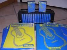 Corso di chitarra  Cerri e Gangi Fascicoli e audio Completamente DIGITALIZZATI.