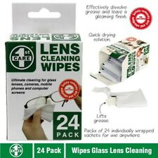 2 Wipes Glass Lens Cleaning 24pk » 57450