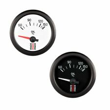 STACK 60-150 °c Oil Temperature Gauge 52mm Electrical White Face 3259