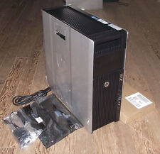 HP Z620 2 Intel Xeon E5-2609 2.40GHz Quad Core 16GB ECC Mem 300GB HD Win 7 Pro